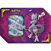 Power Partnership Tins:  Mewtwo & Mew GX