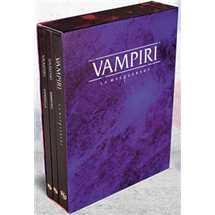 Vampiri La Masquerade 5° Edizione - Slip Case
