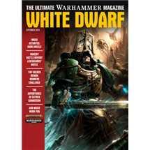 White Dwarf - Settembre 2019