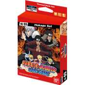 Naruto Boruto Card Game Hokage Expansion Deck Set NB03