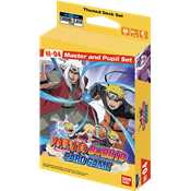 Naruto Boruto Card Game Master & Student Expansion Deck Set NB04