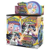 Box Pokemon Sole e Luna Eclissi Cosmica (36 buste)