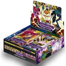 Dragon Ball Super Set 08 Booster Box Malicious Machinations (24 buste)
