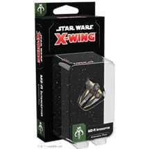 FFG - Star Wars X-Wing: M3-A Interceptor Expansion Pack - EN