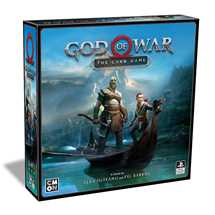 God of War - Gioco di Carte