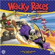 Wacky Races: il Gioco da Tavolo