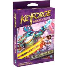 KeyForge Worlds Collide - Deluxe Deck