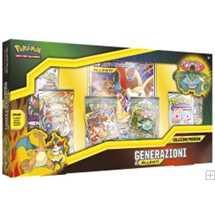 Pokemon Collezione Premium Generazioni di Alleati