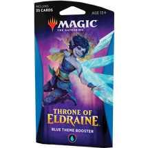 MTG - Throne of Eldraine Theme Booster Blue