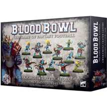 200-74 Blood Bowl - Gwaka'moli Crater Gators Lizardmen