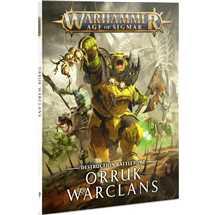 89-01 Destruction Battletome: Orruk Warclaws