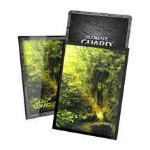 UGD010904 Ultimate Guard Printed Sleeves Standard Size Lands Edition II Forest (100)