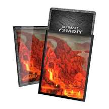 UGD010906 Ultimate Guard Printed Sleeves Standard Size Lands Edition II Mountain (100)