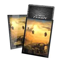 UGD010907 Ultimate Guard Printed Sleeves Standard Size Lands Edition II Plains (100)