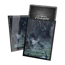 UGD010908 Ultimate Guard Printed Sleeves Standard Size Lands Edition II Swamp (100)