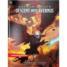 Dungeons & Dragons 5a ed. - Baldur's Gate: Descent into Avernus Adventure Book