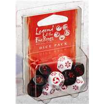 Legend of the 5 Rings - Dice