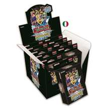 Display 10x Pack YGO The Dark Side of Dimensions - Movie Pack Secret Gold Edition