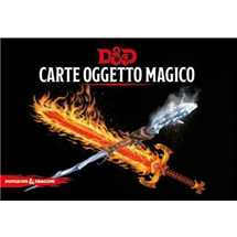 Dungeons & Dragons - Carte Oggetto Magico