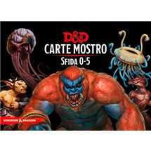 Dungeons & Dragons - Carte Mostro Sfida 0-5