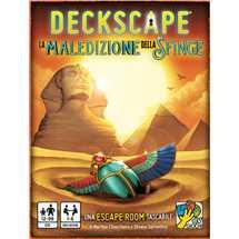 Deckscape - La Maledizione della Sfinge