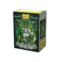 12028 Dragon Shield Classic Art Sleeves - King Mothar Vangard: Coat-of-Arms (100 Sleeves)