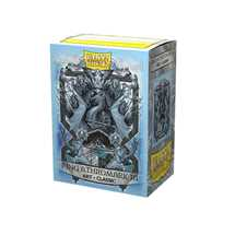 12027 Dragon Shield Classic Art Sleeves - King Athromark III: Coat-of-Arms (100 Sleeves)