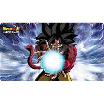 E-15310 Dragon Ball Super Playmat Super Saiyan 4 Goku + Tubo