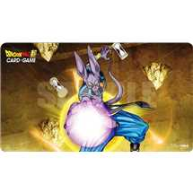 E-15309 Dragon Ball Super Playmat Super Beerus + Tubo