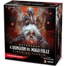 Il Dungeon del Mago Folle - Il Gioco da Tavolo