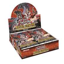 Box YGO Mystic Fighters display 24 buste In Inglese