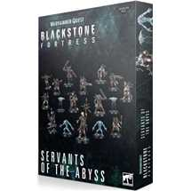 BF-08 Warhammer Quest Blackstone Fortress Servants of the Abyss