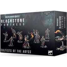 BF-07 Warhammer Quest Blackstone Fortress Cultists of the Abyss