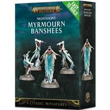 71-11 Easy to Build: Nighthaunt Myrmourn Banshees