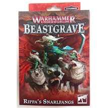 110-64-60 Warhammer Underworlds Beastgrave Rippa's Snarlfangs