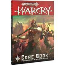 111-23-60 Warcry Core Book
