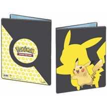 E-15105 - 9-Pocket Portfolio - Pikachu 2019