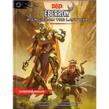 Dungeons & Dragons 5a ed. - Eberron Rising from the Last War Adventure Book