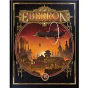 Dungeons & Dragons 5a ed. - Eberron Rising from the Last War Adventure Book (Alternate Cover)