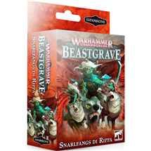 110-64-02 Warhammer Underworlds Beastgrave Rippa's Snarlfangs