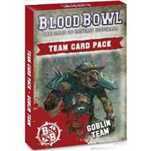200-61 Blood Bowl Goblin Team Card Pack