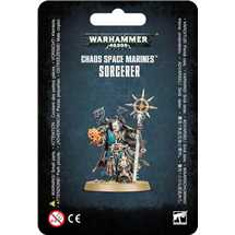 43-69 Chaos Space Marines Sorcerer