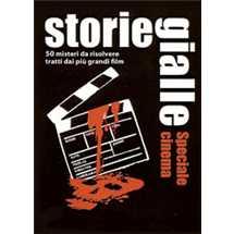 Storie Nere Gialle Speciale Cinema - 50 Misteri da Risolvere