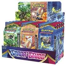 Box 12x Mazzi Pokemon Spada e Scudo ITA
