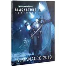 BF-09 Warhammer Quest Blackstone Fortress Almanacco 2019