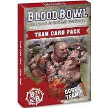 200-84-60 Blood Bowl Cards - Ogre Team Pack