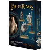 30-49 The Lord of the Rings Saruman the White & Grima