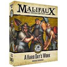 WYR23523 M3E: A Hard Day's Work - EN