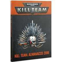 102-73 Kill Team: Almanacco 2019