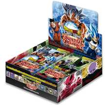 Dragon Ball Super Set 09 Universal Onslaught Booster Box 9 (24 buste)